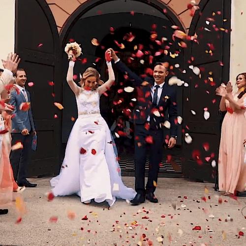 Irma ir Martynas trumpas vestuviu filmukas